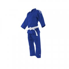 Judoga adidas Evolution II Niebieska J250BE