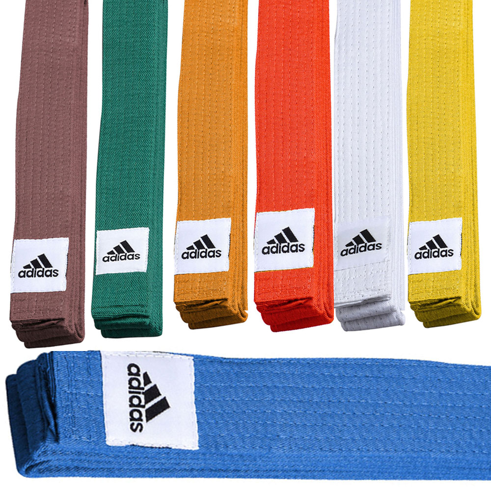 Pasy, Pas Do Judo Adidas